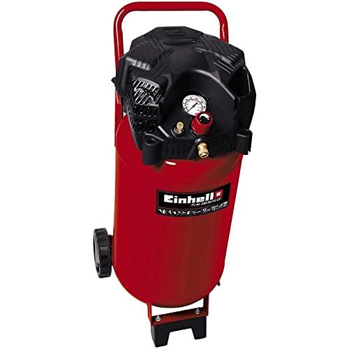 Einhell 4010393 Kompressor TH-AC 240/50/10 OF (1500 W, 240 l/min Ansaugl., 50 l Kessel, 10 bar max....