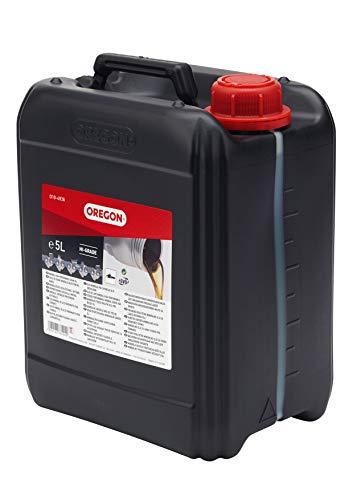 Öl für Sägeketten und Führungsschienen, 5-Liter-Flasche (O10-4936)