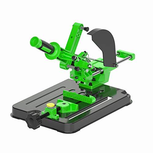 KKmoon Winkelschleifer Halterung,Poliermaschine Umrüstschneidemaschine Tischkreissäge Multifunktionale...