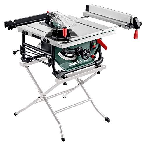 Metabo Tischkreissäge TS 254 M mit Untergestell ohne Schiebeschlitten
