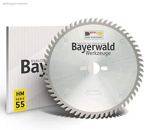 Bayerwald - HM Kreissägeblatt - Ø 250 x 3.2 x 30   Z=48 GW   Serie 11.55 - Wechselzahn für Längs- & Querschnitte in Holz/Holzwerkstoffen