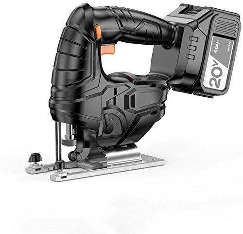 NFY Multifunktions-Stichsäge 220V Elektrische Stichsäge Werkzeuge Akku-Handsäge mit 20 Sägeblättern und Schraubenschlüssel für Holzrohre und Metalle