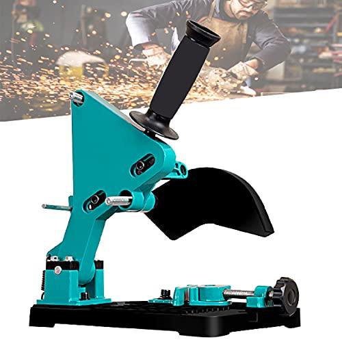 LXX Trennständer für Winkelschleifer Winkelschleifer Ständer, Multifunktionale Tischkreissäge Winkelschleifmaschine Ständer für Schneiden und Schleifen
