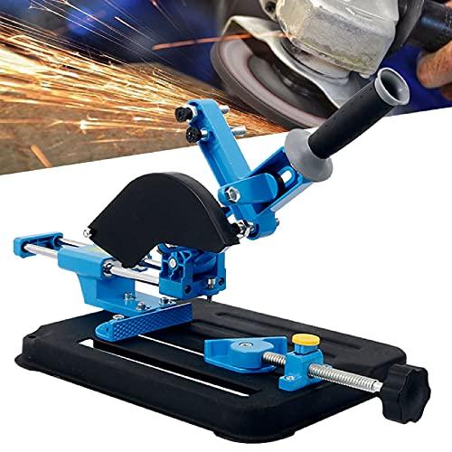 LXX Winkelschleifer Halterung 100/125 Trennständer Für Winkelschleifer, Winkelschleiferständer Winkelschleifmaschine Halterung Für 100 Und 125 Winkelschleifer