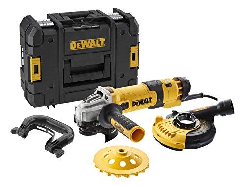 Dewalt DWE4257KT-QS Elektr-Winkelschleifer 125mm 1500W Beton, 2 W, 240 V