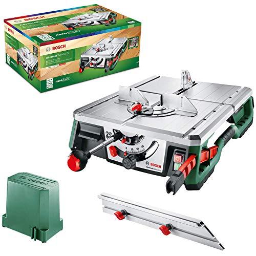 Bosch Tischsäge AdvancedTableCut 52 (550 Watt, NanoBlade Wood Basic 65, 8,5 kg, im Karton)