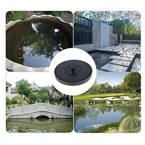 Difference U Solar Fischteich Licht, Unterwasser Licht, Beleuchtung, Pool Wasser Landschaftsbau, Springbrunnen Pumpe, Garten, Outdoor-Teich, Haushaltsgemeinschaft
