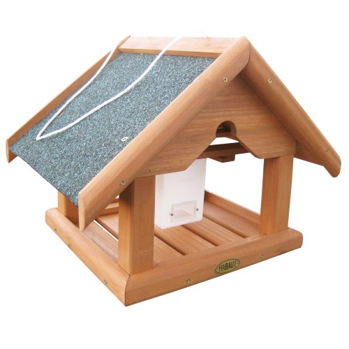Habau 2997 Vogelhaus Buchfink mit Silo