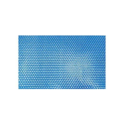 Mrinb Pool Solarplane rund Durchmesser 305cm/120in Solarfolie Dicke 120 Mikron Solarplane kann auf Größe geschnitten Werden Pool Heizung für Wasserheizung.