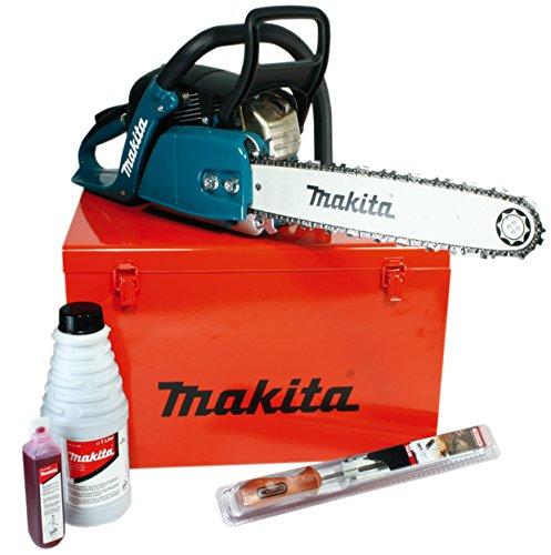 Makita EA4300F38X Benzin-Kettensäge 38 cm + Zubehör im Koffer