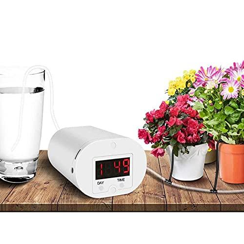 FONGDY Automatic Drip Irrigation Kits,BewäSserungssystem Topfpflanzen,BewäSserungssystem Balkon,Zimmerpflanzen BewäSserung