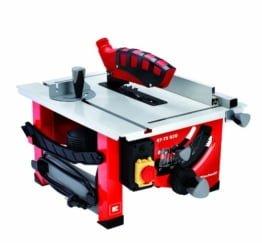 Einhell Tischkreissäge RT-TS 920 (900 W, Sägeblatt Ø 205 mm, Schnitthöhe 45 mm, Tischgröߟe 525 x 400 mm) -