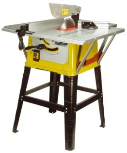 Mannesmann Tischkreissäge mit Gestell, 1500 W, M12853 -