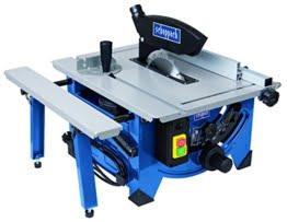 Scheppach Tischkreissäge HS80 1,20 kW 230 V 50 Hz, 5901302901 -
