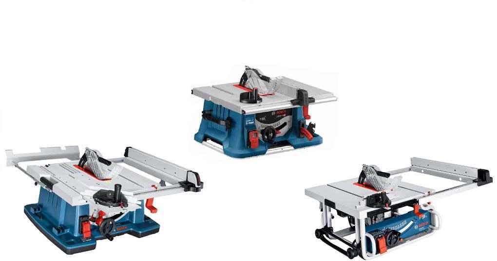 Bosch Tischkreissägen